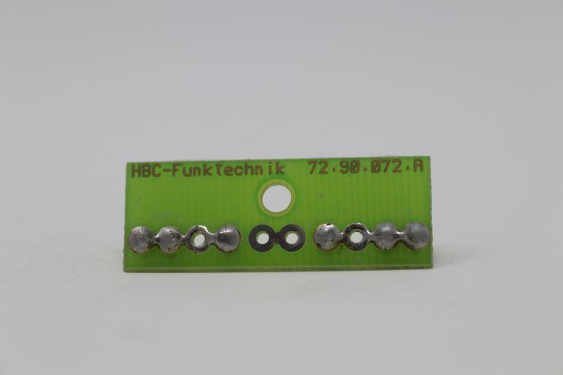 Adapterplatine HBC